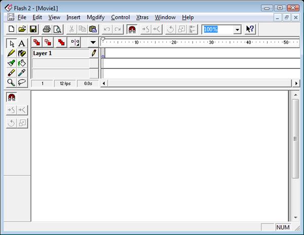 Flash 2 Interface Screenshot