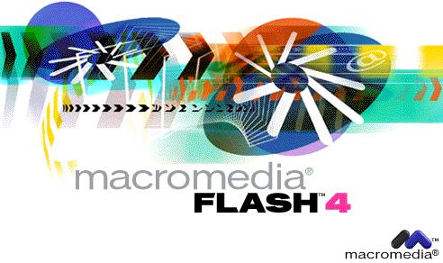 Flash 4 Splash Intro Screen