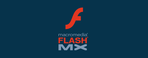Macromedia Flash MX Splash Intro Screen