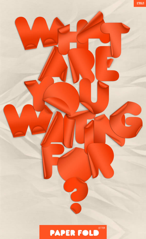 30 Great Examples of Typography Art