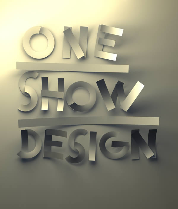 One Show Design