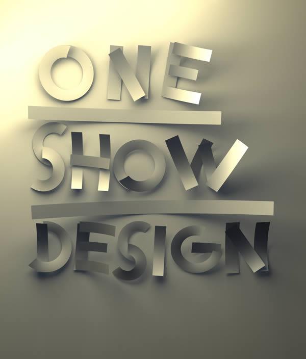 One Show Design
