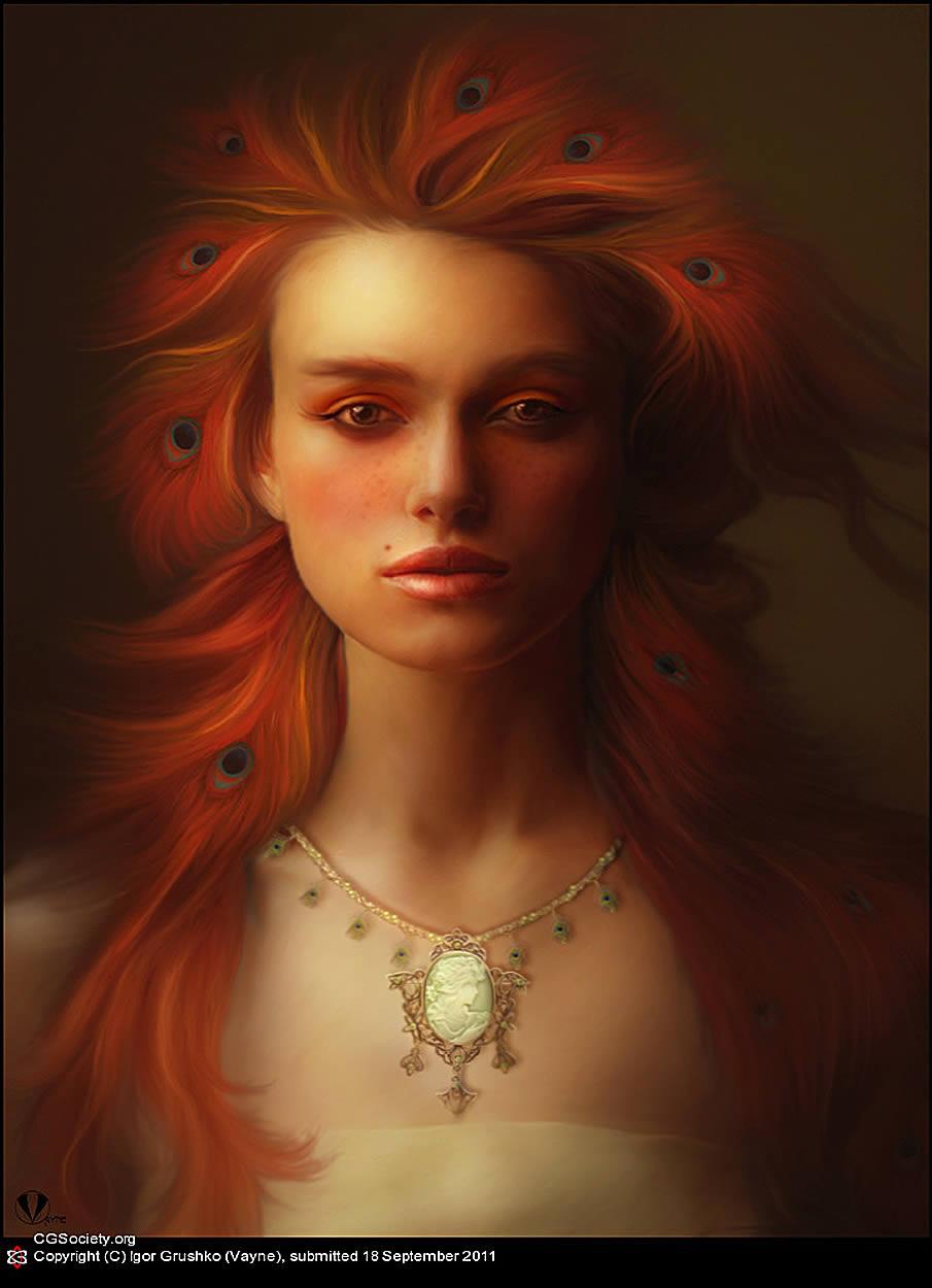 Fantasy Keira Knightley ver.2