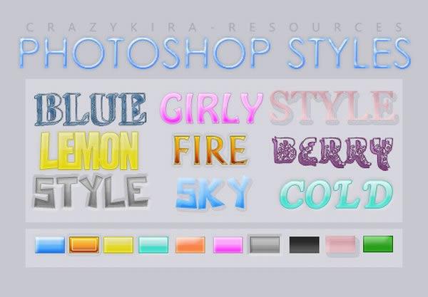 Styles .3
