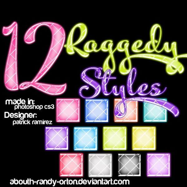 12 Raggedy Styles