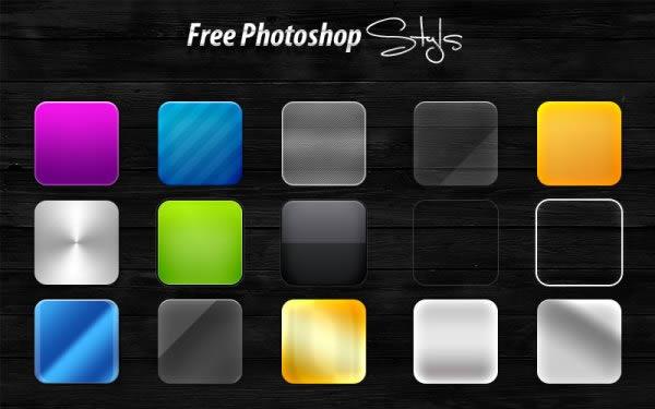 stili photoshop cs5