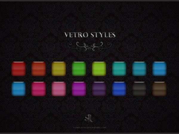 Vetro Styles