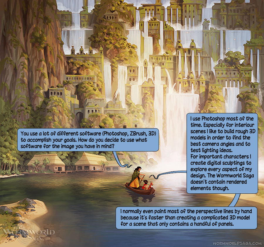 Interview With Artist Dan Mcpharlin: A Visual Interview With Graphic