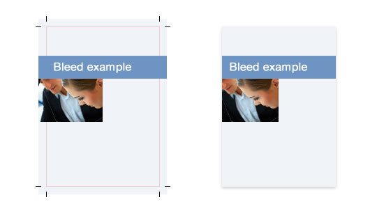 Bleed in InDesign CS 4