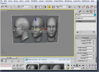 face mapping1