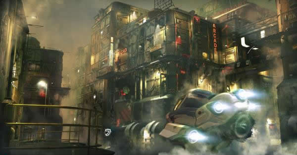 Steam City, Stefan Morrell