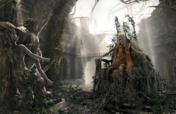 Forgotten Kingdom, Jaroslaw Handrysik