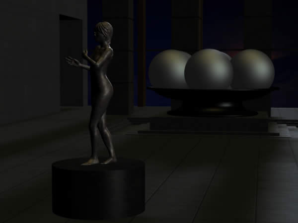 Setting Up Specular-Only Lighting