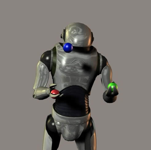 Juggling Droid