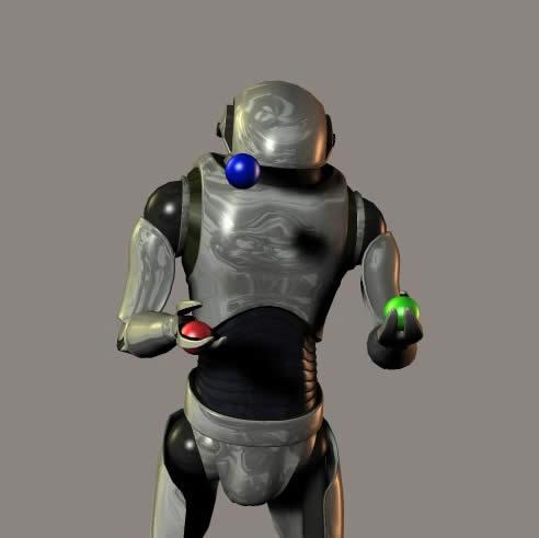 Juggling Droid