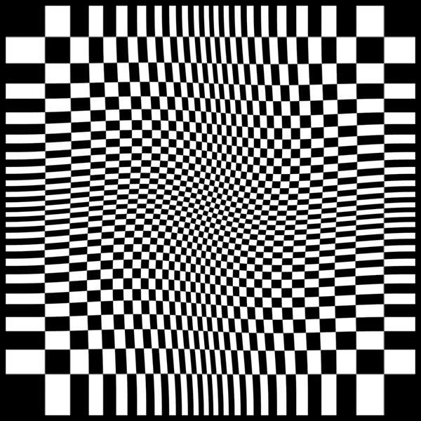 Squares - Optical Illusion