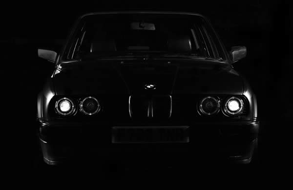 Car in the Dark
