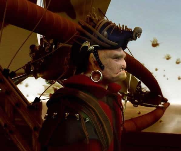 Captain Exile