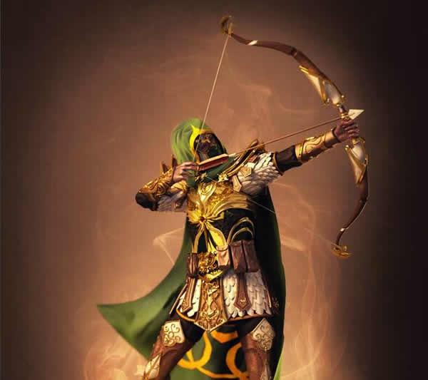 Warhammer Archer