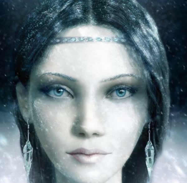 The Frost Witch
