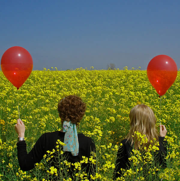 The Red Balloon Diaries