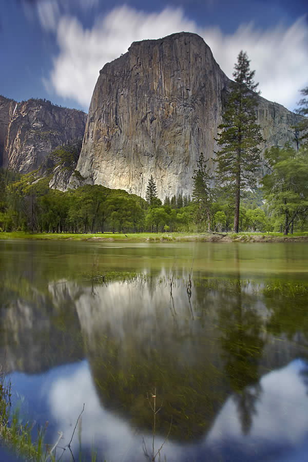 El Capitan Sky - Yosemite National Park, California