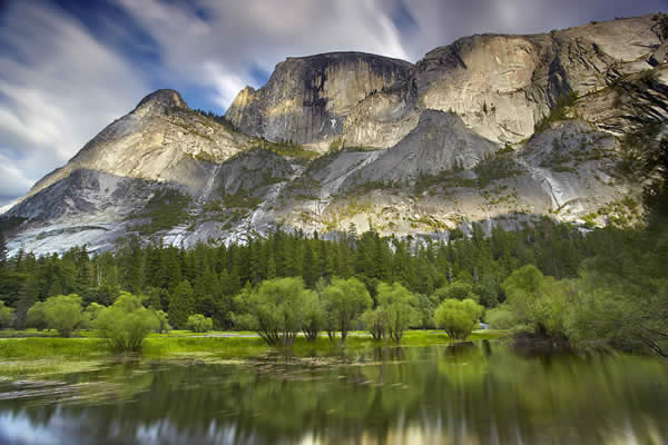 Mirror Lake, Yosemite National Park, California