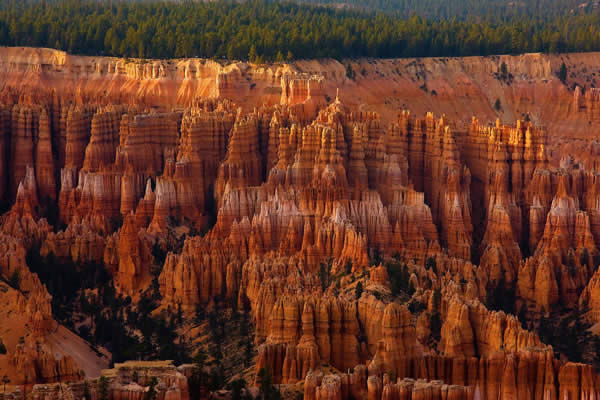 Dusk - Bryce Canyon