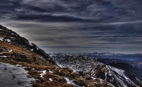 Grizzly Mountain HDR