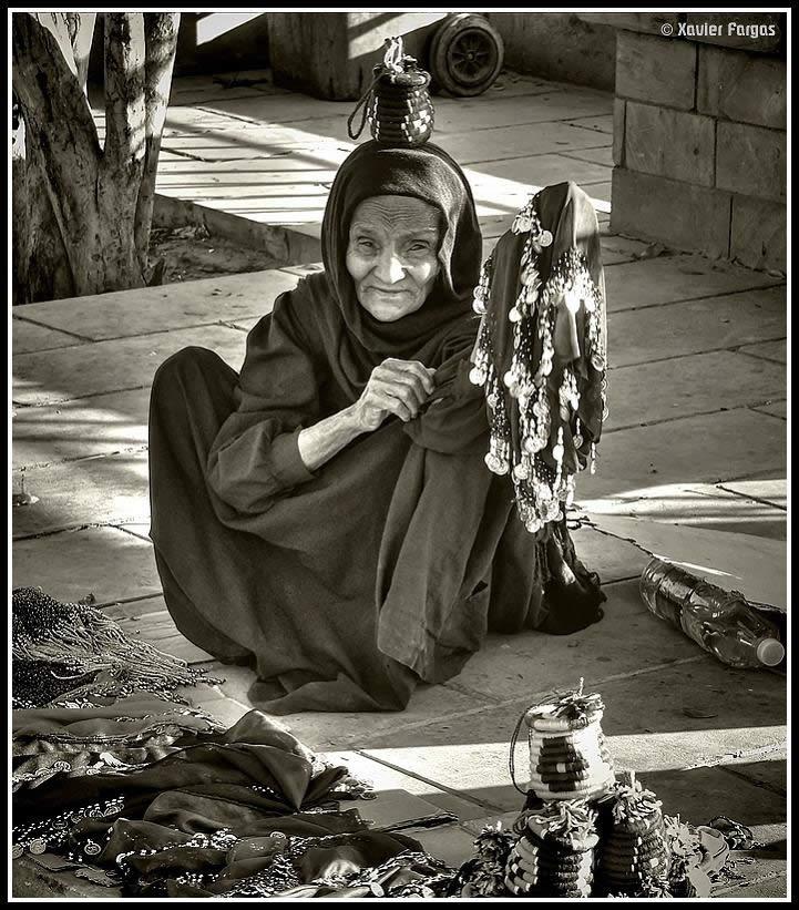 Aswan, Old Woman
