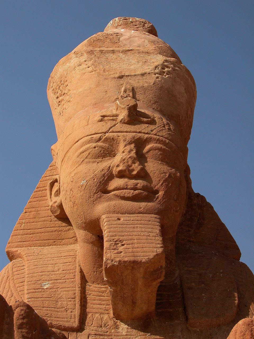 Sphinx of Rameses II