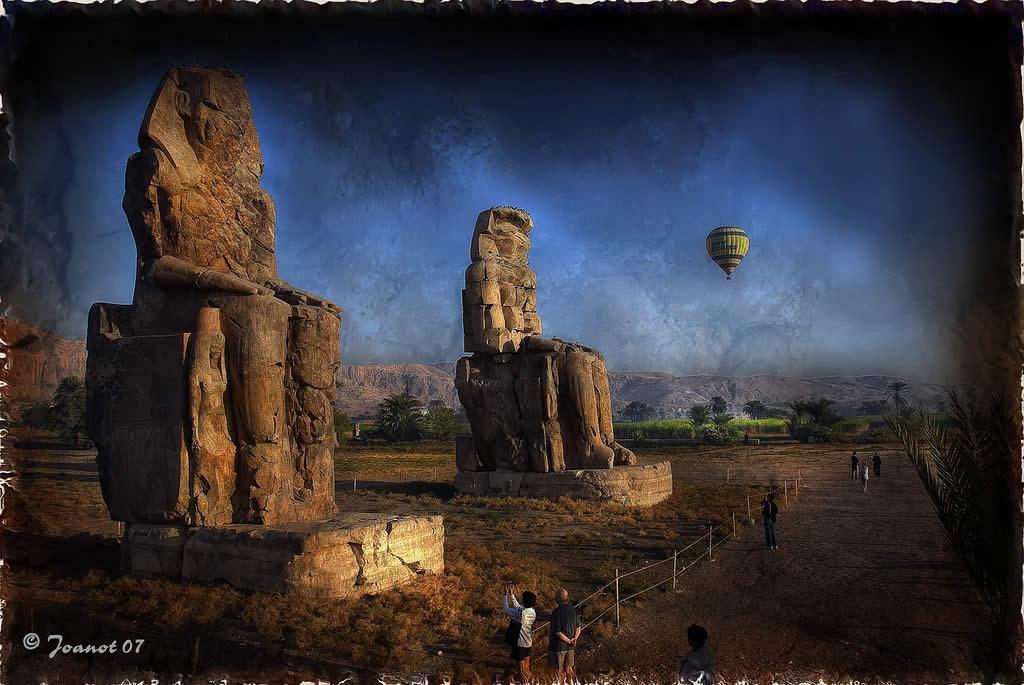 Al-Colossat o Es-Salamat, Egypt