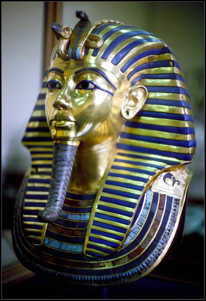 Death Mask of Tutankamun