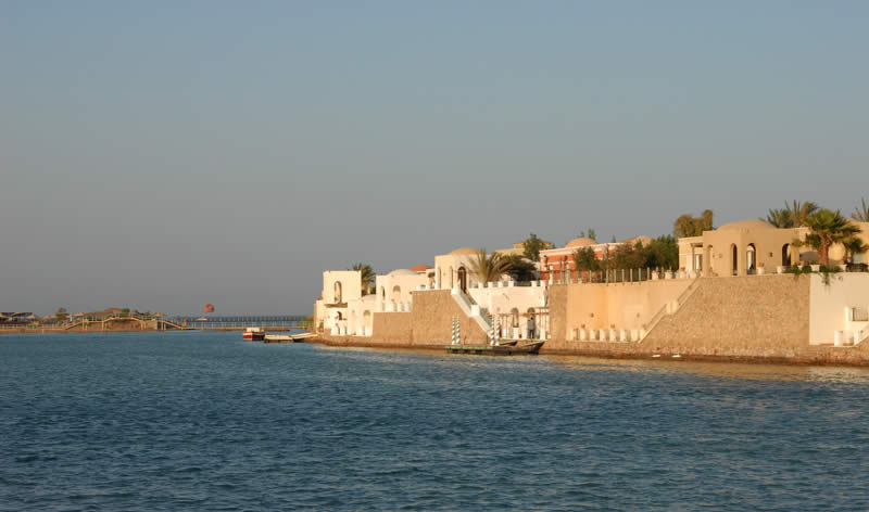 El Gouna View