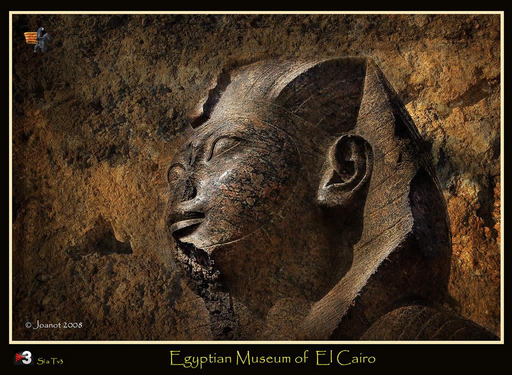 Egyptian Museum (El Cairo) Egypt