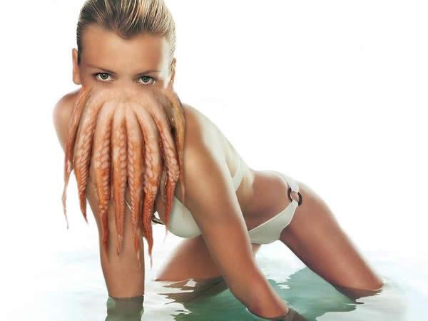 Kraken Girl
