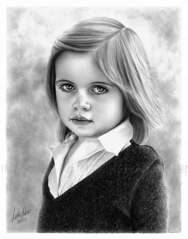 Portrait of Cordelia