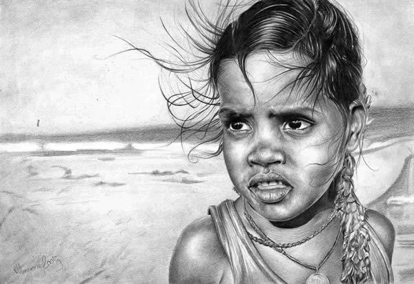 saltless seas - Sketches Of Kids