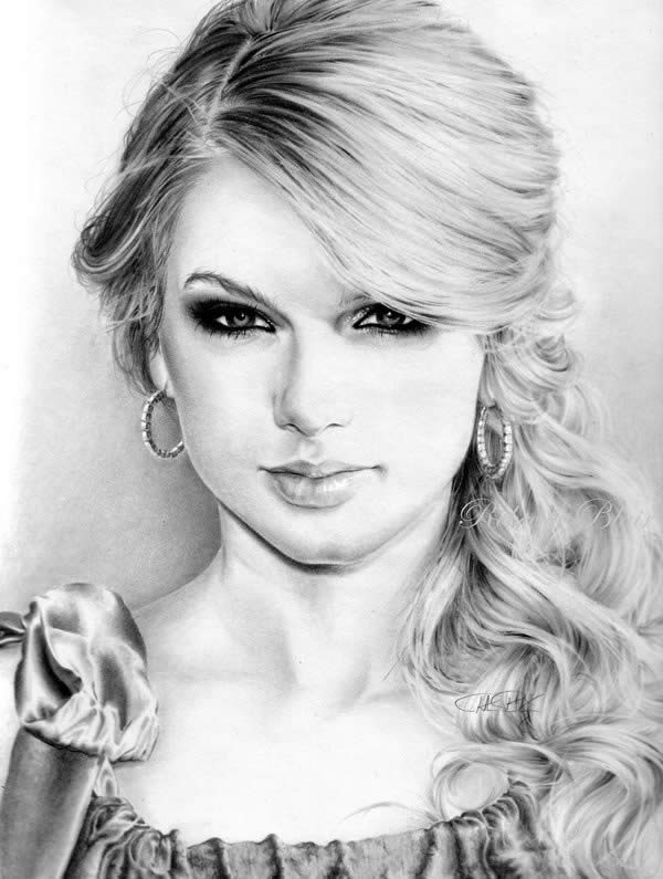 Drawing Lines With Swift : Taylor swift