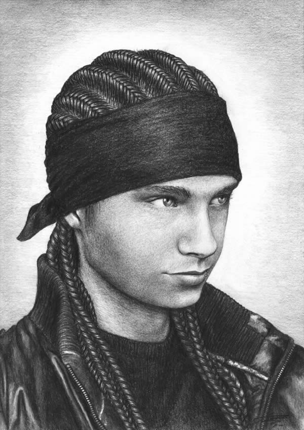 Tom Kaulitz - Portrait
