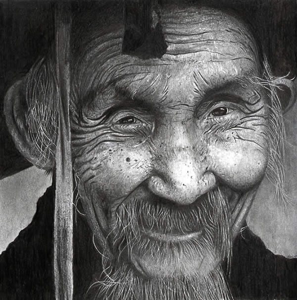 Elderly Asian Gentleman