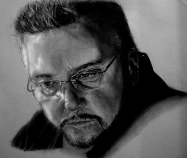 Portrait of Gil Grissom