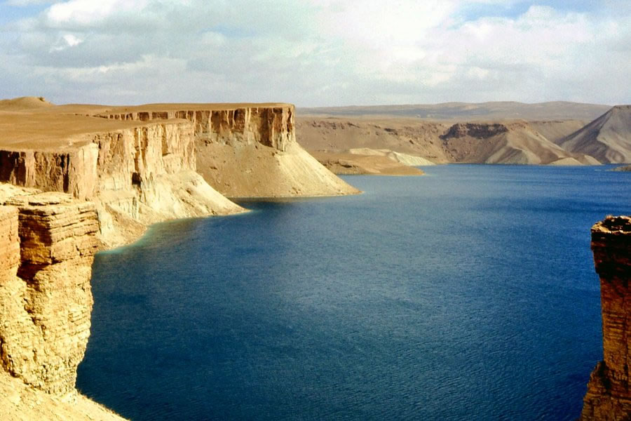 Bande-amir Lake