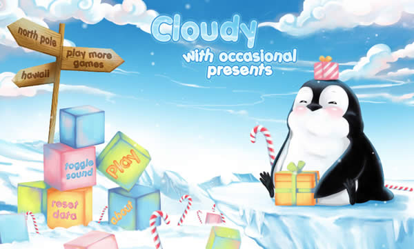 Cloudy With Occasional Present
