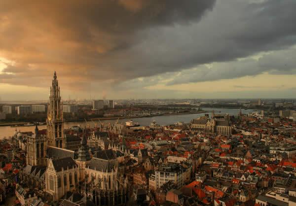 Антверпен - собор