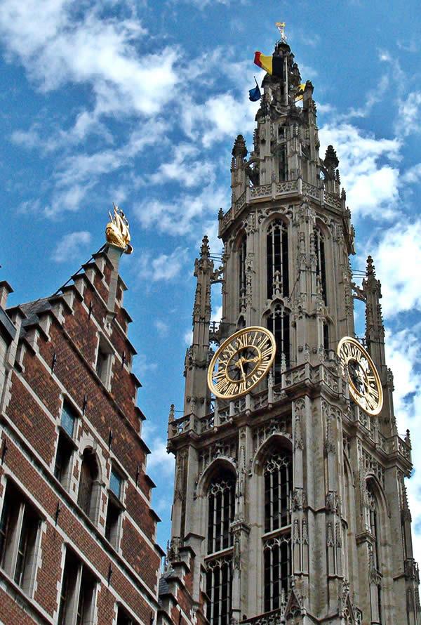 Антверпен собор
