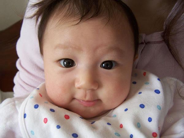Japanese Baby Girl