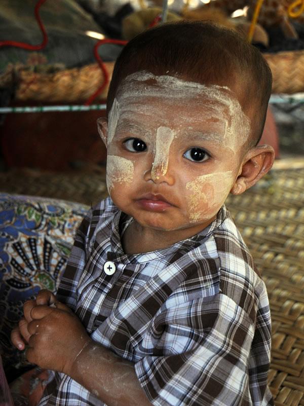 Burmese Baby Girl