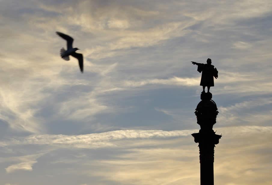 Columbus Monument, Barcelona