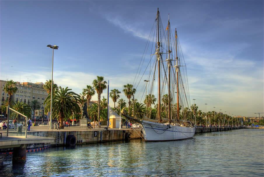 Barcelona Ramble de Mar
